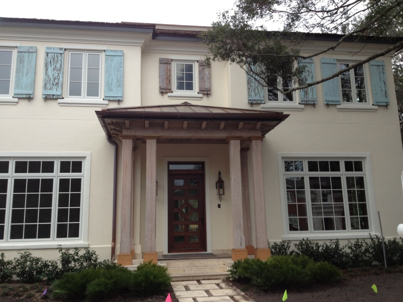 Custom South Tampa home